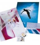 Boîte de 100 pochettes de plastification brillantes - A4 - 80 microns par face