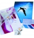 Boîte de 100 pochettes de plastification brillantes - A3 - 75 microns par face