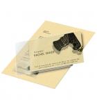 Paquet de 10 porte-cartes de visite adhésifs - 105 x 60 mm
