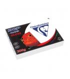 Ramette de papier 250 feuilles couché brillant CLAIREFONTAINE DCP 6861 - A4 - 200 g - blanc