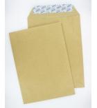 Boîte de 500 pochettes auto-adhésives GPV - 162 x 229 mm - sans fenêtre - 85 g