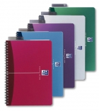 Cahier spirale OXFORD Urban Mix - 180 pages - A5 - 5 x 5