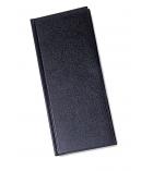 Porte-cartes de visite - classeur - 12 x 27,5cm -  pour 80 cartes