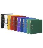 Lot de 10 classeurs à levier EXACOMPTA Prem'Touch - A4+ - couleurs office assortiment