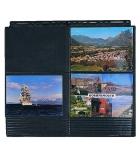Paquet de 10 pochettes perforées polypro pour photos - 10 x 15 cm