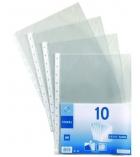 Lot de 10 pochettes supplémentaires VIQUEL Maxi Géode - pour A4