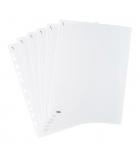 Sachet de 100 pochettes perforées ELBA Quick In - A4 - incolore