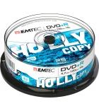 Tour de 25 DVD+R 4,7 Go EMTEC - 16x