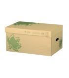 Paquet de 10 caisses archives FAST Nature Line
