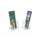Porte-brochures Eco comptoir 1 case - 1/3 A4
