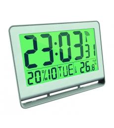 Horloge lcd ALBA - radio-pilotée