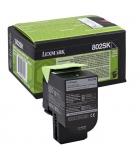 Cartouche d'impression laser noire Lexmark - 80C2SK0 - 802SK