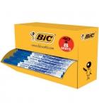 Pack de 40+8 marqueurs effaçables BIC Velleda 1721 - pointe fine - bleu