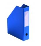 Porte-revues pliable PVC ELBA - dos 7 cm