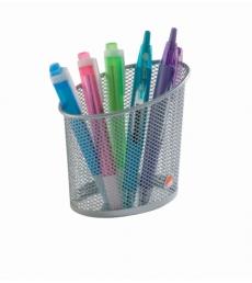 Pot à crayons ALBA Mesh - métal