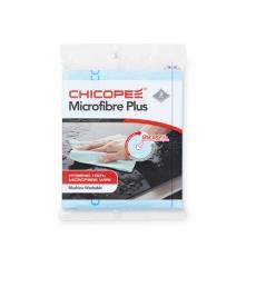Sachet de 5 lavettes microfibre Plus