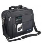 """Bagage à main 40 cm porte-ordinateur 15,6"""" - noir"""