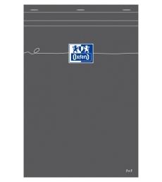 Bloc-notes OXFORD - agrafé non perforé - 21 x 29,7cm - 5 x 5