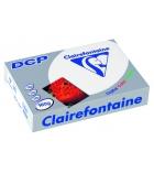 Ramette de papier 250 feuilles laser couleur CLAIREFONTAINE DCP 1842 - A4 - 160 g - blanc
