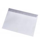 Boîte de 500 enveloppes auto-adhésives - 162 x 229 mm - sans fenêtre - 90 g