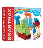 Jeu de construction Smartmax le train du cirque - dès 18 mois