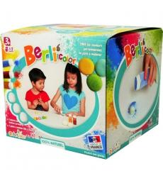 Pack scolaire de 3 pots de 350g de pâte à jouer & à colorer