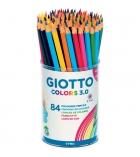 Etui de 84 crayons de couleur GIOTTO Colors 3 mm
