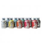 Set de 10 aérosols PEBEO Décospray 100 ml