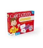 Jeu d'apprentissage Cartatoto Chinois : 110 cartes illustrées - dès 6 ans
