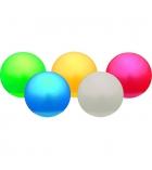 Lot de 5 ballons d'éveil en PVC - 12 cm - 75g