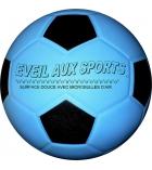 Ballon d'éveil au football en PVC - Ø 15,5 cm - 220g
