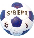 Ballon de football en cuir synthétique - taille 5