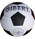Ballon de football en caoutchouc - taille 5