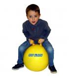 Ballon sauteur avec 2 poignées - Ø 45 cm- coloris aléatoire