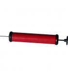 Pompe à main en PVC pour ballon + 1 aiguille métal