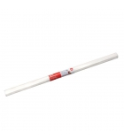 Rouleau adhésif PVC effaçable - 0,5 x 0,45 m - blanc