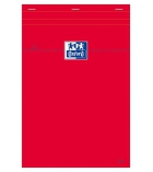 Bloc-notes OXFORD agrafé non perforé A7 - 7,4 x 10,5 cm 5 x 5 - 80g