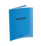 Cahier polypro CONQUERANT 140 pages 24 x 32 cm - séyès