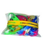Sac de 25 bracelets araignées - 190x20