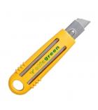 Cutter  OLFA SK4 haute sécurité green - lame 17,5 mm