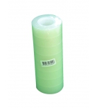 Tube de 8 adhésifs invisibles standard - 19 mm x 33 m