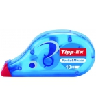 Roller de correction TIPP-EX - Pocket Mouse - 4,2 mm x 10 m