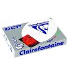 Ramette de papier 250 feuilles CLAIREFONTAINE DCP 1844 - A4 - 120 g - blanc