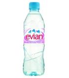 Pack de 24 bouteilles eau EVIAN - 50 cl