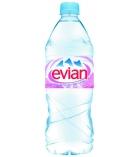 Pack de 12 bouteilles eau EVIAN - 1L