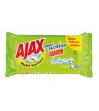Paquet de 50 lingettes multi-surfaces AJAX - anti-bactérien
