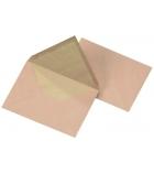 Boîte de 500 enveloppes administratives - 114 x 162 mm - sans fenêtre - 70 g - bulle