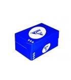 Boîte de 250 enveloppes auto-adhésives  CLAIREFONTAINE Clairalfa - 110 x 220 mm - sans fenêtre - 90g