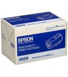 Cartouche d'impression laser noir EPSON 10000 pages - C13S050691 - 0691