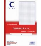 Autocopiants ELVE - 2137 - Manifold - 50 dupli - 21 x 29,7 cm